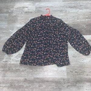 Jodifl floral blouse